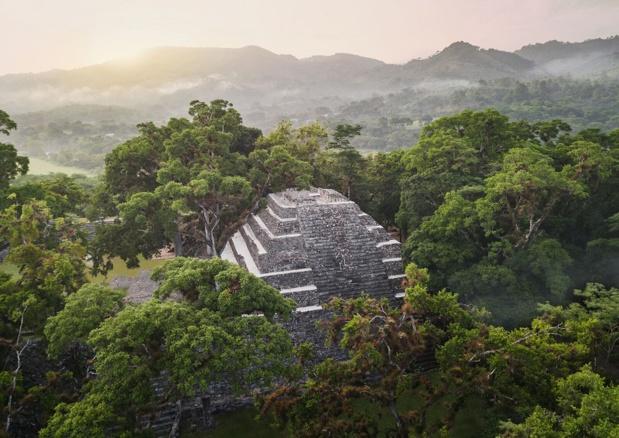 Une nouvelle campagne publicitaire pour propulser le Honduras sur le devant de la scène touristique. Photo: IHT