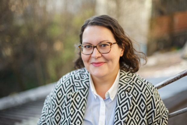 Séverine Loureiro, auteure du livre « Boostez l'Expérience Collaborateur de votre organisation » (Eyrolles), et fondatrice de l'agence de conseil RH « Points de Contact » spécialisée en Expérience Collaborateur. - DR SL