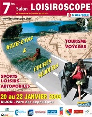 Loisiroscope : 15 121 visiteurs en 2006 !