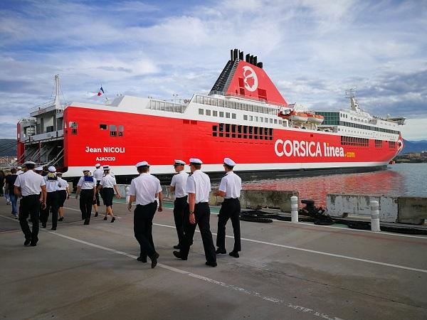 Corsica Linea fait le point sur les perspectives en 2019 - Crédit photo : Corsica Linea