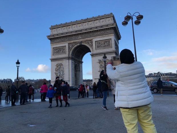 L'Arc de Triomphe rouvrira ses portes au public dès le 12 décembre 2018 - DR : JDL
