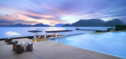 L'hôtel Westin Langkawi Resort & Spa