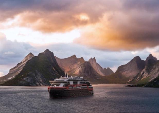 Hurtigruten révèle les nouveautés de sa programmation croisières 2020-2021. Photo : Hurtigruten