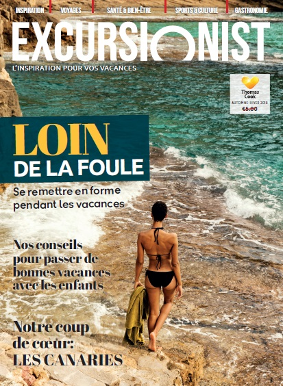 La version du magazine en 2018 - DR TC