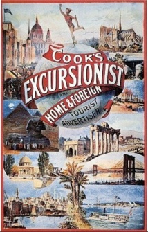 Cook's Excursionist une ancienne version du magazine - DR Thomas Cook