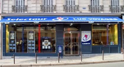 Luce Voyages,  3e point de vente de Luc Adjadj sis au 7 bis rue de Maubeuge
