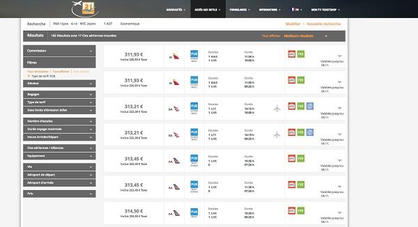 FTI Ticketshop, le consolidateur sort un nouvel outil de réservation - crédit photo : FTI Ticketshop