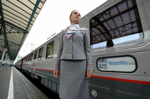 Train nice moscou russian railways satisfaite de la fr quentation - Office du tourisme moscou ...