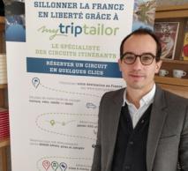 Pascal Cotte en charge du dossier MyTripTailor - Crédit photo : MyTripTailor