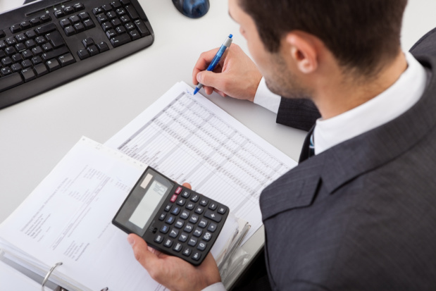 Le prélèvement à la source de l'impôt sur le revenu sera effectif au 1er janvier 2019. - Depositphotos