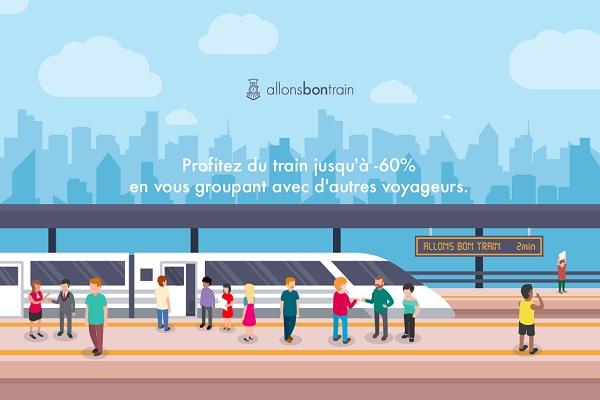 Les start-up évoluent, Allons Bon Train aussi, les changements sont nombreux  - Crédit photo : allonsbontrain