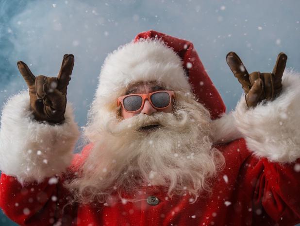 Comme c'est Noël, on va tâcher de finir dans la paix et la sérénité en attendant 2019 - Depositphotos.com - HASLOO
