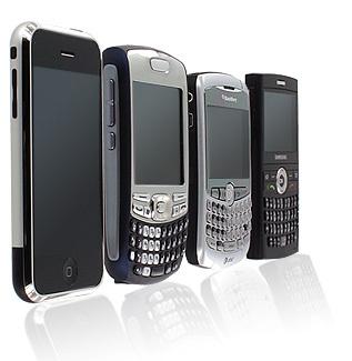 Près d'1 utilisateur de mobile sur 3 possède un smartphone