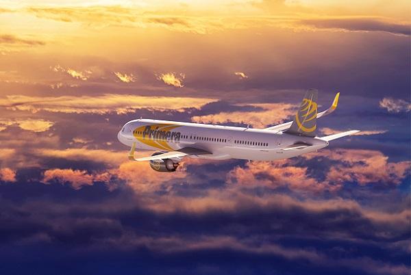 Primera Air a cessé ses activités en octobre 2018 - DR Primera Air