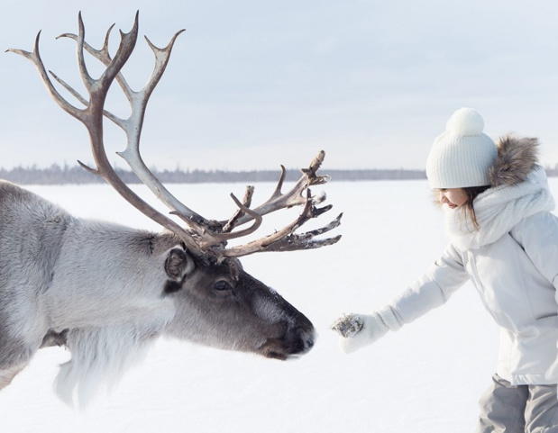 Finnair dessert Kittilä, en Laponie Finlandaise, depuis Paris CDG jusqu'au 29 mars 2019 - DR : Finnair
