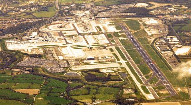 L'aéroport de Gatwick est le 2e plus important aéroport britannique - crédit photo : Mike McBey