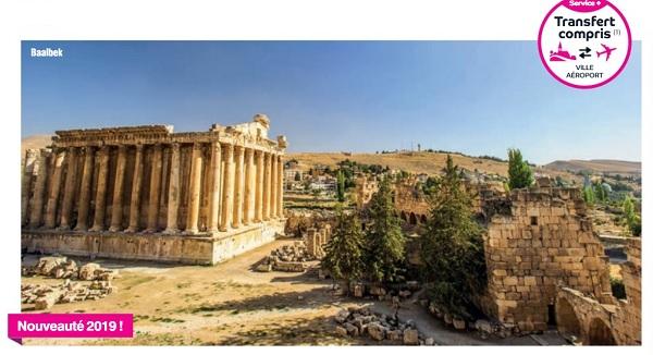 Salaün Holidays ajoute le Liban dans sa brochure « Vos Voyages 2019 » - Crédit photo : DR