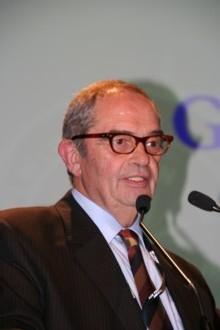 Georges Colson a salué toutes celles et tous ceux qui ont travaillé pour la réussite de la Convention