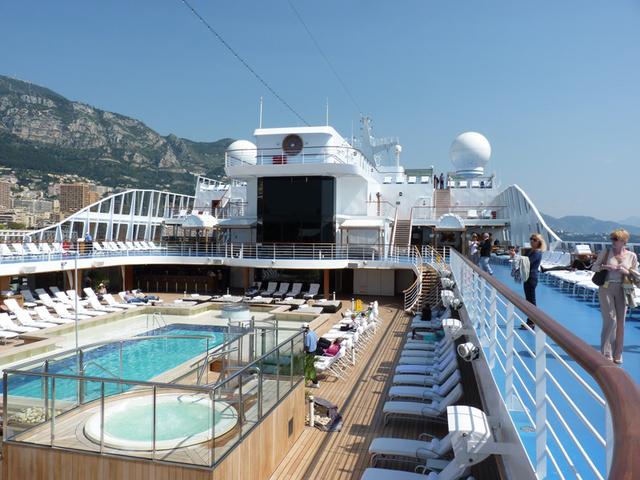 Oceania Cruises souhaite se développer sur le marché français d'ici 2012