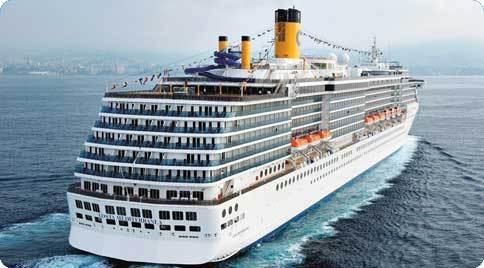 Costa Croisières : nouveaux itinéraires pour le Costa Pacifica et le Costa Mediterranea