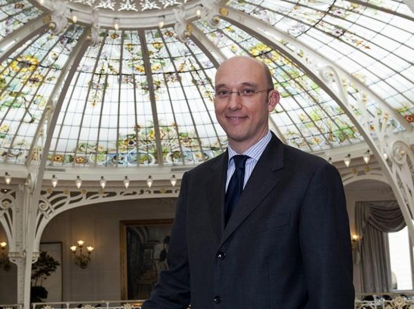 Monaco : Pascal Camia, nouveau directeur du prestigieux hôtel Hermitage