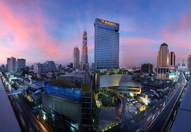 La nouvelle génération de propriétaires des hôtels Amari ambitionne de passer de 35 à 58 établissements d'ici 2018 - DR