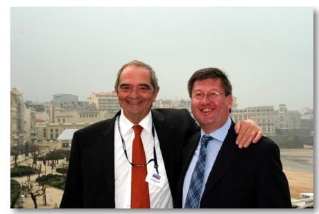 Georges Colson et Thierry Debourg ont redonné la parole à la Distribution