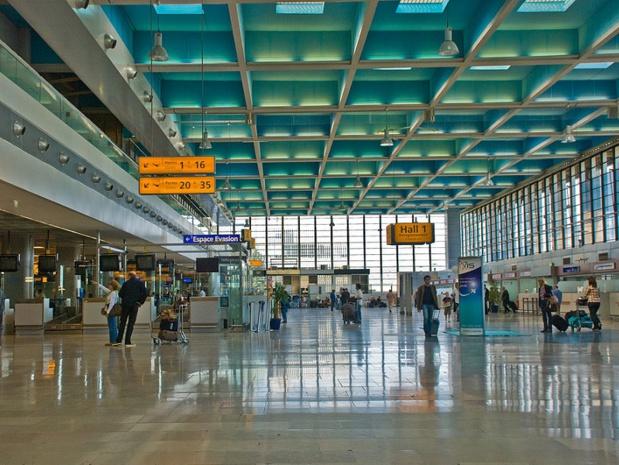 aéroport de Marseille Provence - crédit photo : wikicommons / Phillip Capper
