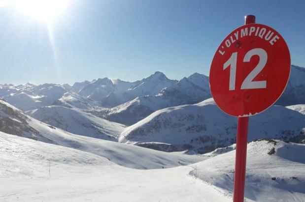 Les stations de montagne enregistrent des taux d'occupation en hausse pour les fêtes - DR TS