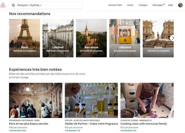 Locations meublées touristiques : les résidences principales bloquées automatiquement à 120 jours à Paris et dans plusieurs villes françaises - DR
