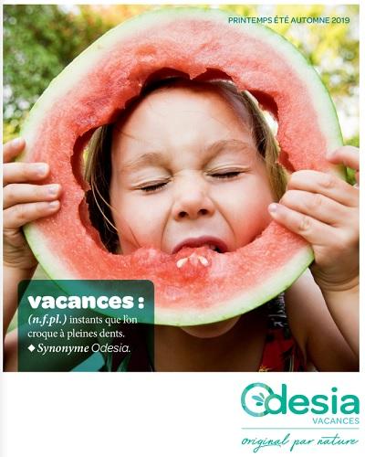 La nouvelle brochure Odesia - DR