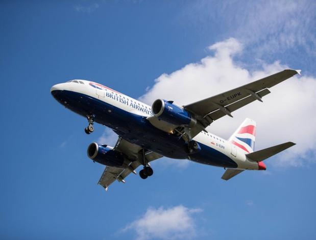 Jusqu'au 31 janvier 2019, British Airways lance une série de soldes, notamment sur de nouvelles dessertes - DR : Nick Morrish/British Airways
