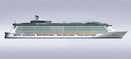 Royal Caribbean commande un paquebot de 5.400 passagers !
