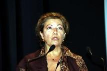 Nadine Pawlak, présidente du SNAV Provence