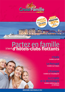 CroisiEurope mise toujours plus sur les croisières en famille pour l'été