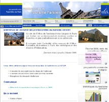 OT de Paris : un extranet pour les professionnels du tourisme