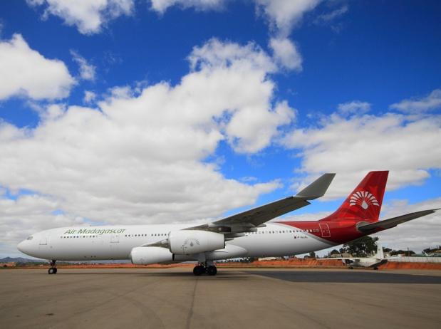 Air Madagascar passe à la vitesse supérieure et étoffe son programme de vols vers la grande île au départ de France - Photo Air Mada