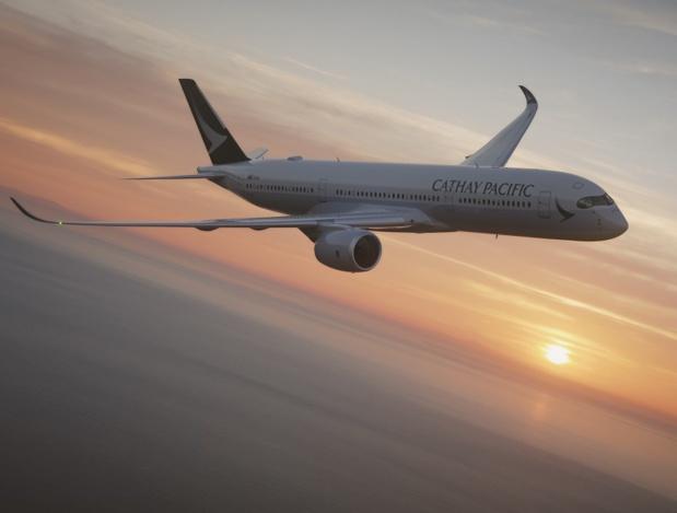 Dès le 30 mai prochain et jusqu'au 26 octobre 2019, la compagnie aérienne assurera deux nouvelles fréquences les mercredis et dimanches, auxquelles s'ajouteront à partir du 2 juillet deux vols supplémentaires - Photo DR Cathay Pacific