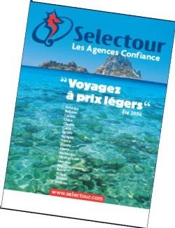 Selectour : formule revue et corrigée pour la brochure ''10 prix aussi bas''