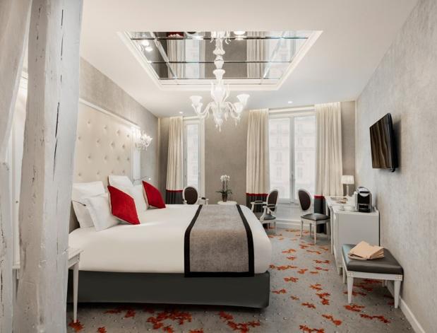 Maison Albar Hotels recrute dans les métiers de la réception pour son établissement Le Diamond - DR : Maison Albar Hotels