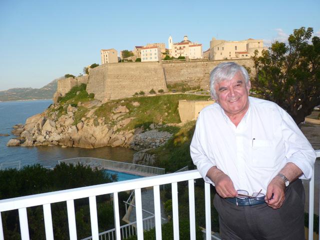 Jean Ferrandini est à la tête de Corse Voyages depuis les premières heures - DR