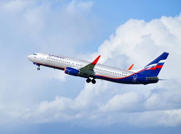 Aeroflot desservira Moscou au départ de Marseille à partir du 1er juin 2019 - DR : Aeroflot