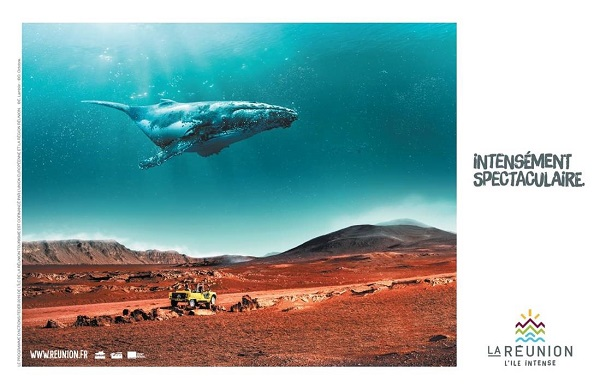 L'Île de la Réunion mise sur le papier pour sa promotion - Crédit photo : IRT