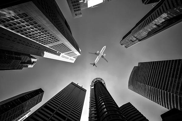 """IATA alerte sur """"des signes de ralentissement de la croissance"""" du trafic - Crédit photo : Pixabay, libre pour usage commercial"""