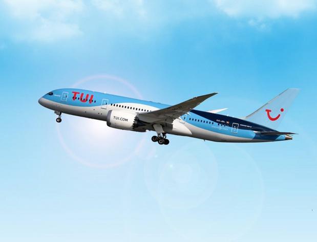 TUI fly desservira Montpellier au départ de Bruxelles Charleroi, à raison de 3 vols par semaine, les mardis, jeudis et dimanches - DR : TUI