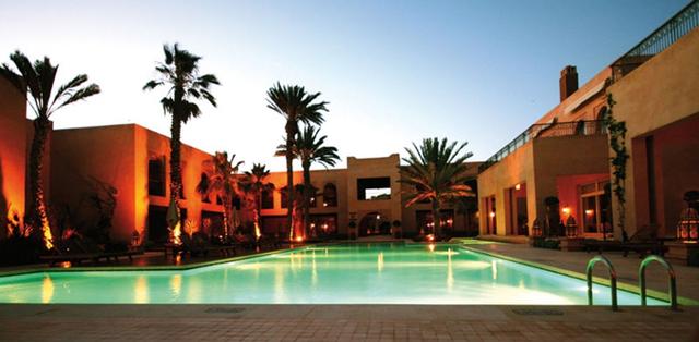 La chaîne hôtelière espagnole poursuit son développement  au Maroc, en partenariat avec le groupe Tikida - DR
