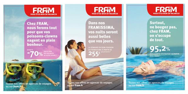 Publicité : Fram mise sur le Maroc, la Tunisie et la Croatie pour relancer les ventes