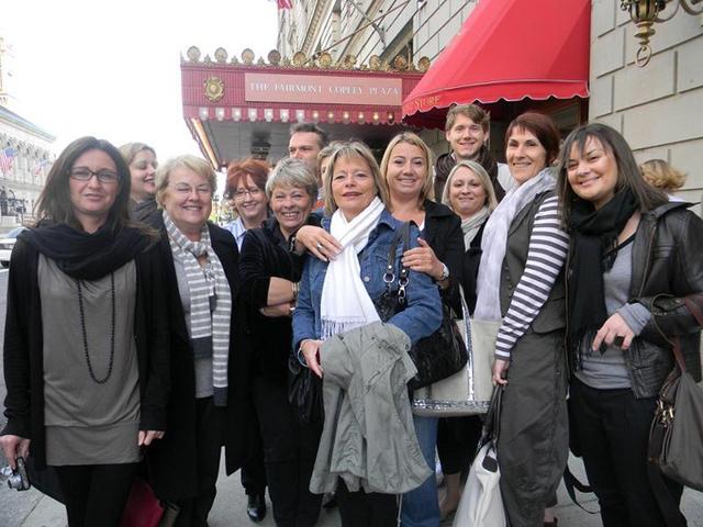 OT du Massachusetts : 11 responsables d'agence Carlson Wagonlit invités aux USA