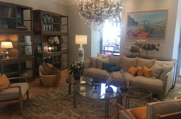 L'ouverture du premier appartement-boutique de province du Club Med se fera à Nice - Crédit photo : compte Linkedin de Chloé Boissière