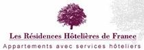 Nouveau guide ''Les résidences hôtelières de France''